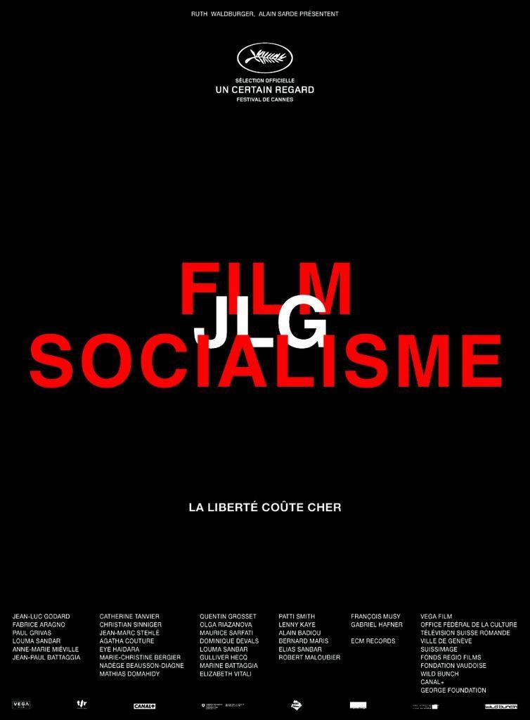 Film Socialisme (2010), de Jean-Luc Godard