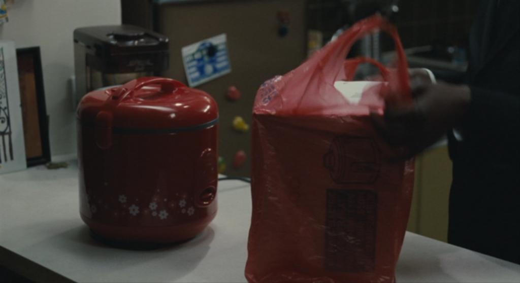 35 Shots of Rum (Claire Denis, 2008). Película de Denis sobre el duelo y las cosas no dichas.
