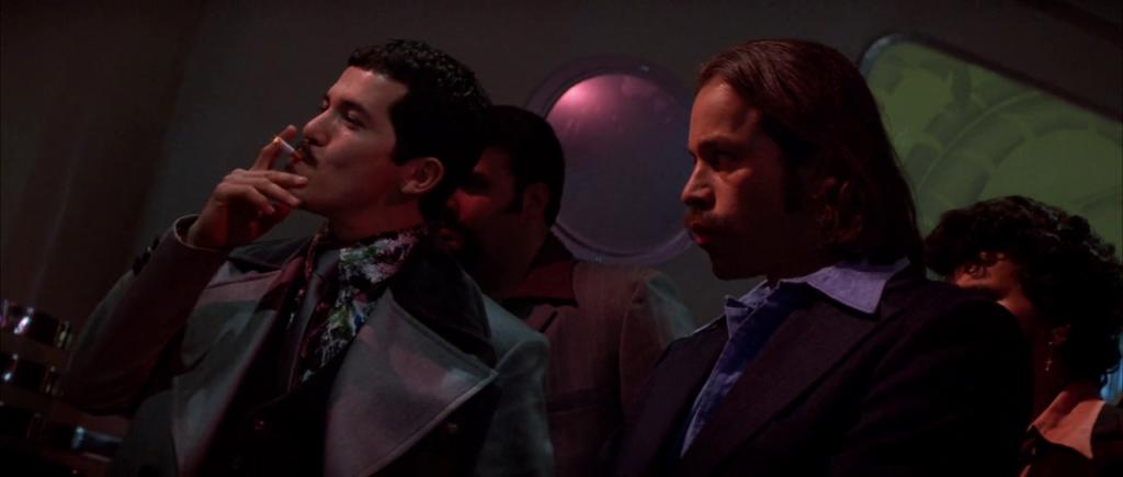 Carlito's Way, de Brian de Palma. Con Al Pacino y Sean Penn.
