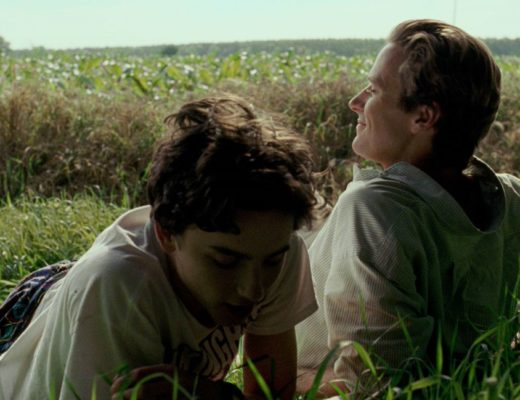 Call Me By Your Name, de Luca Guadagnino (2017)