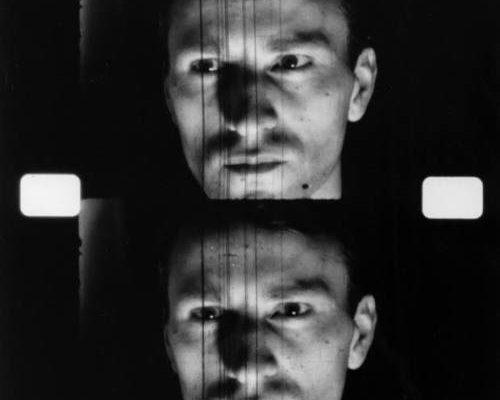Jonas Mekas. Retrato doble