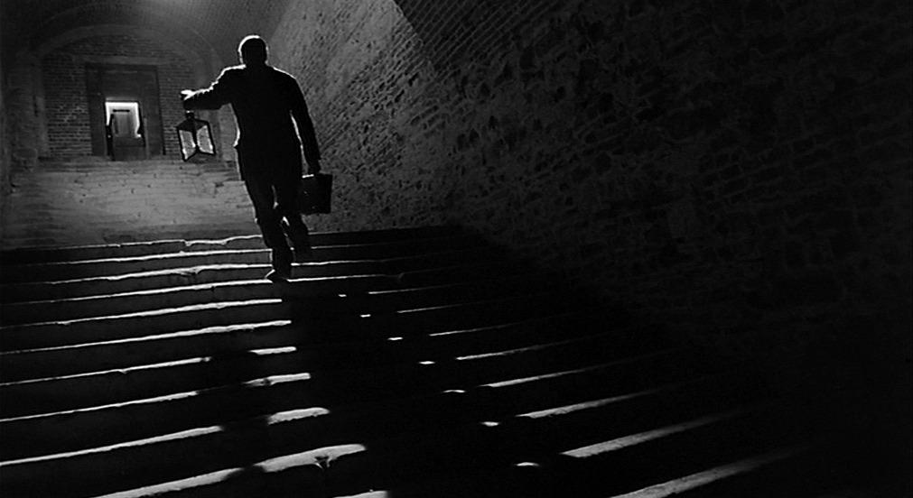 Jeremy Irons en Kafka, de Steven Soderbergh