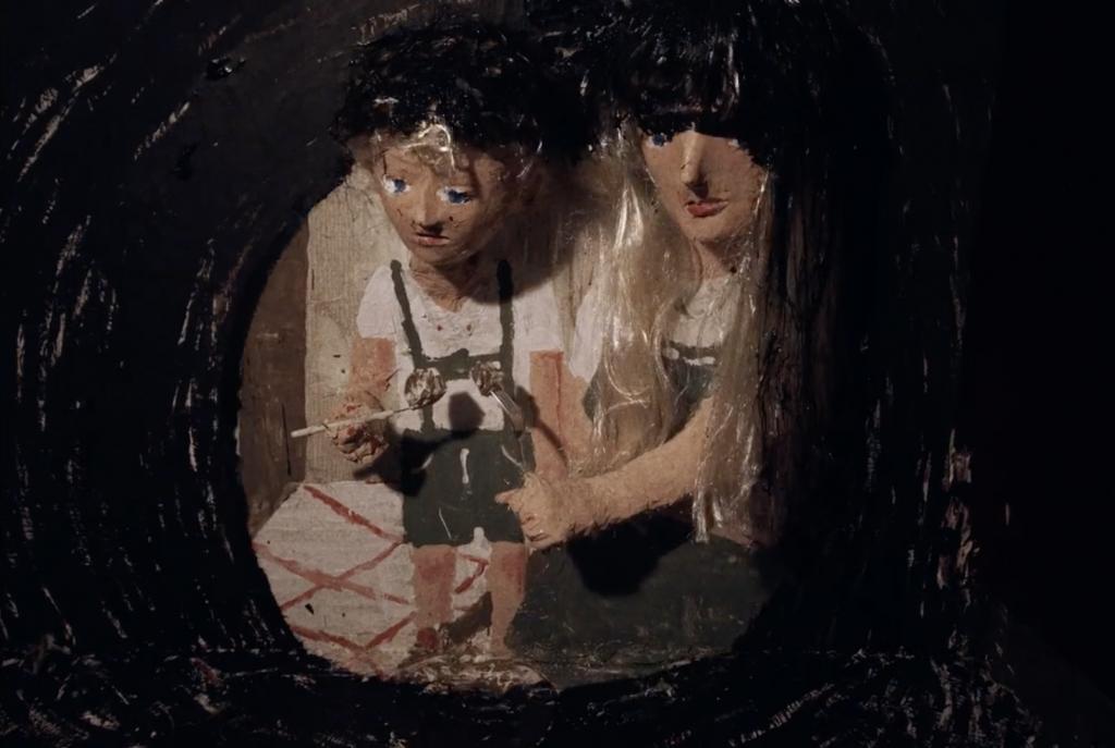 La casa lobo, de Joaquín Cociña y Cristóbal León. Estreno en Colombia. Cine chileno